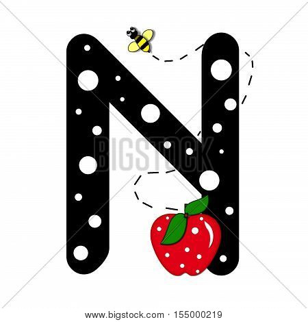 Alphabet Buzzer N