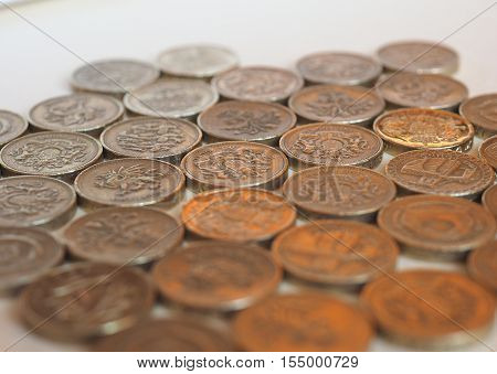 Pound (gbp) Coin, United Kingdom (uk)