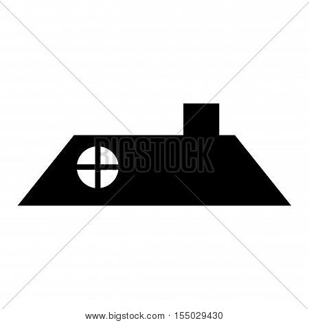 house or home ceiling icon image vector illustration design