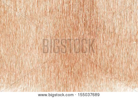 Shiny Foil Texture For Background And Shadow. Rose Gold Color Or Red Brown