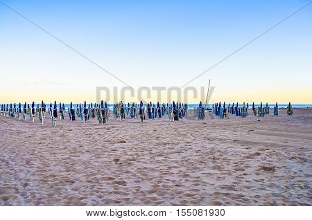 Hdr Venezia Lido Beach