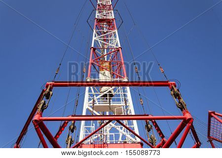 Radio Transmitter Tower Liblice, The Highest Construction In Czech Republic