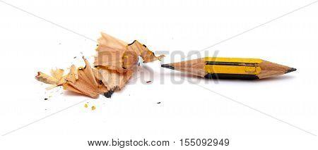 Very Short Pencil