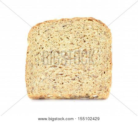 Slice Of Organic Healthy Multigrain Bread