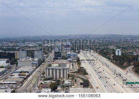 Downtown Los Angles, California