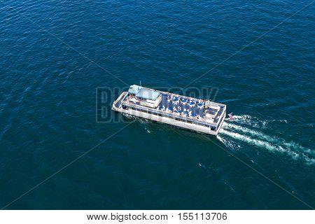 Scenic Lake Cruise