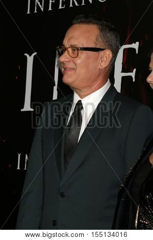 LOS ANGELES - OCT 25:  Tom Hanks at the