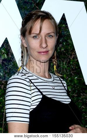 LOS ANGELES - NOV 2:  Mickey Sumner at the Who What Wear 10th Anniversary #WWW10 Experience at Private Location on November 2, 2016 in Los Angeles, CA