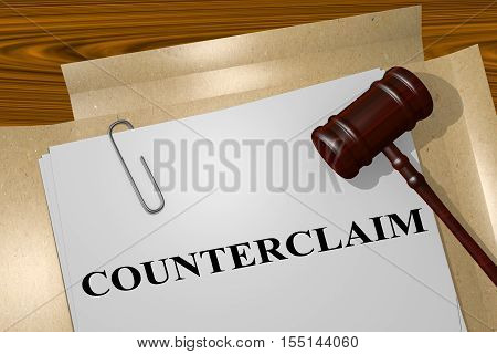 Counterclaim - Legal Concept