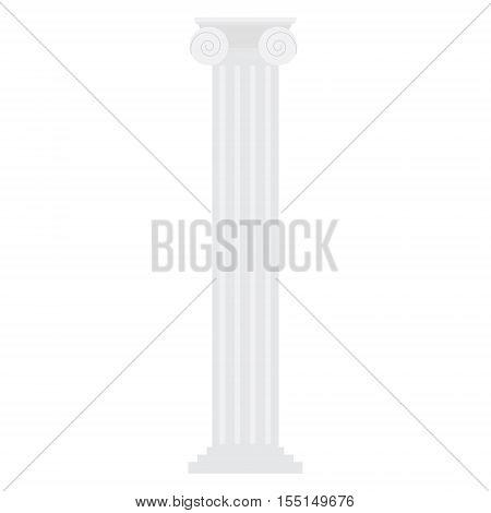 Ancient Column Vector