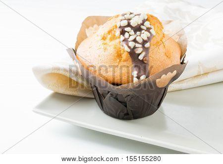 Fresh Sweet Muffin