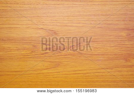 Texture of the orange wood as background