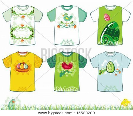 Easter t-shirts 1, To see similar, please VISIT MY GALLERY.