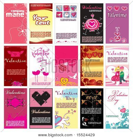 Valentin`s day cards templates 13.  To see similar, please VISIT MY GALLERY.