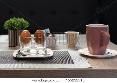 Soft Boiled Egg In Eggcup