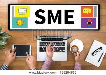 Sme Or Small And Medium-sized Enterprises Key To Sme Success