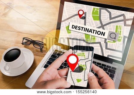 City Map Destination Route Way Route Way Route  City Map Destination Route Navigatio