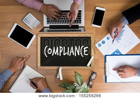 Compliance Regulatory Compliance Business Metaphor And Technolog