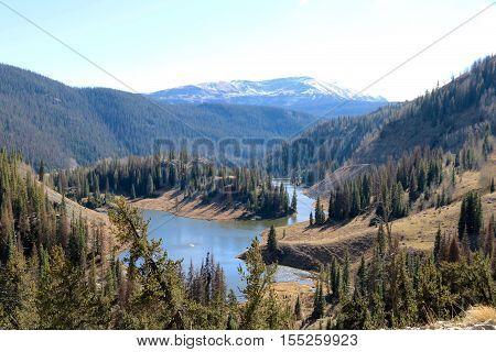 Elwood pass in Pagosa Springs in Colorado