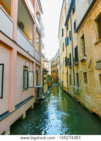 The northern Italian town of Treviso in the province of Veneto, it is located close to Venice, Padua and, Vicenza