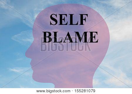 Self Blame Concept
