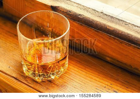 Autumn Whiskey Tumbler