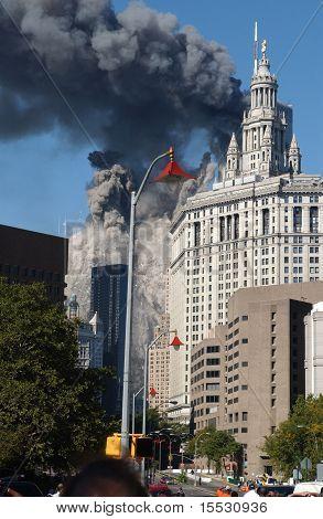 World Trade Center Collapse