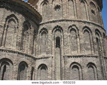 Building In Toledo Spain