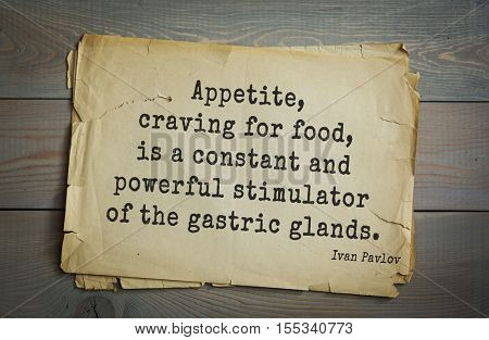 Top 5 quotes by Ivan Pavlov - Russian scientist, physiologist, Nobel Prize Laureate. 