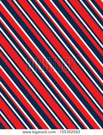 Diagonal slanting lines texture, seamless pattern illustration