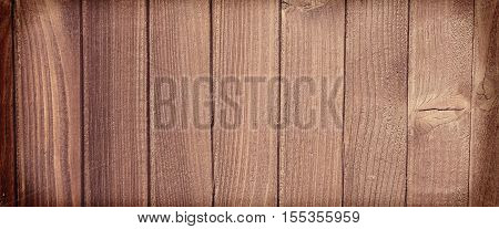 Old rich broun wood texture background with knots