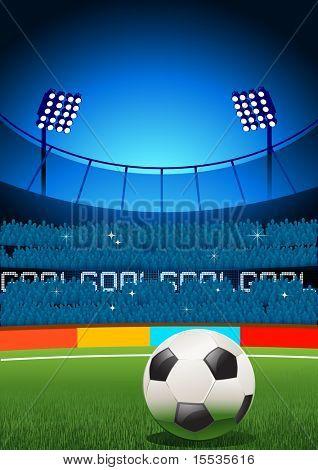 football stadium background vector images illustrations vectors free bigstock bigstock