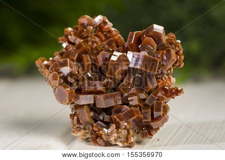 vanadinite mineral specimen stone the natural geology