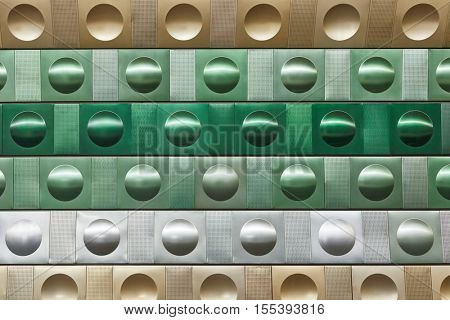 Abstract background texture with bumps
