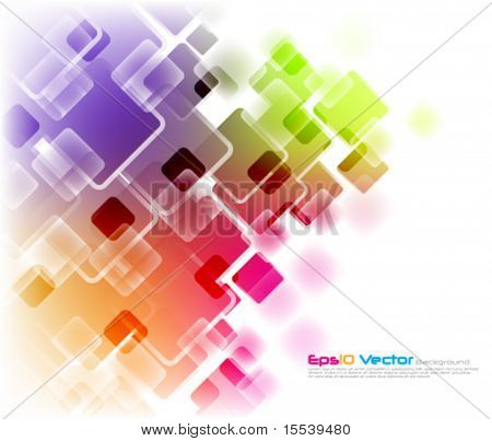 eps10 vector multicolor background