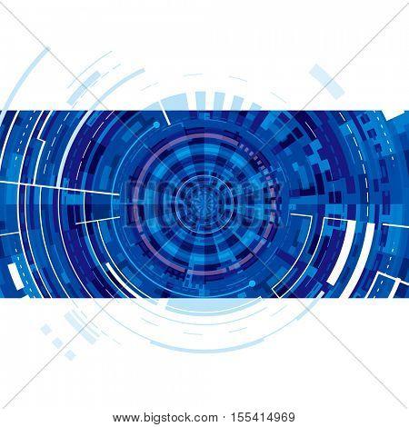 Technology Digital Background