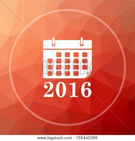 2016 Calendar Icon