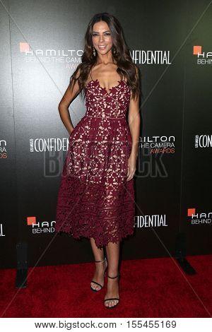 LOS ANGELES - NOV 6:  Terri Seymour at the 9th Hamilton Behind The Camera Awards at Exchange LA on November 6, 2016 in Los Angeles, CA