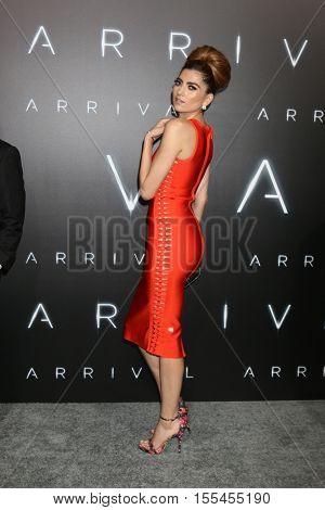 LOS ANGELES - NOV 6:  Blanca Blanco at the