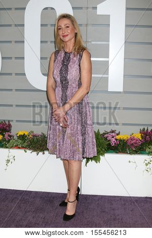 LOS ANGELES - NOV 5:  Belinda Stronach at the 33rd Breeder's Cup World Championship at the Santa Anita Park on November 5, 2016 in Arcadia, CA
