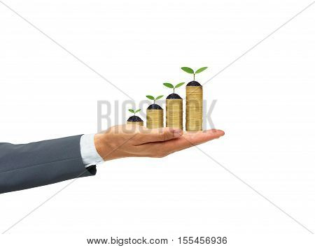 Green business and investment / Business with csr and environmental concern