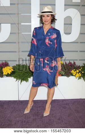 LOS ANGELES - NOV 5:  Constance Zimmer at the 33rd Breeder's Cup World Championship at the Santa Anita Park on November 5, 2016 in Arcadia, CA