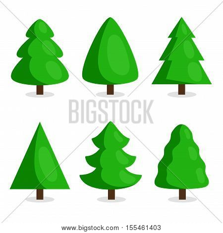 Funny Christmas Tree And Vector Christmas Tree On White Background Cartoon Christmas Tree Icon And Christmas Download cartoon trees stock vectors. background cartoon christmas tree icon