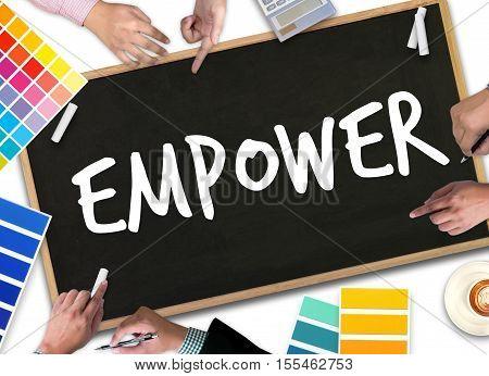 Empower Business Job  Work Mission Planner Organizer