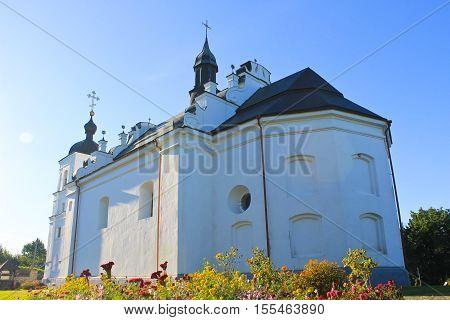 St. Elias Church in Subotiv village, Ukraine