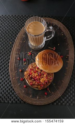 Dabeli Sandwich ,a a very popular stree food of India