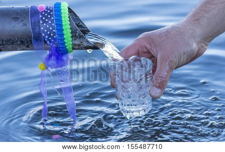 drinking water supplies in nature.Natural waters and quality waters