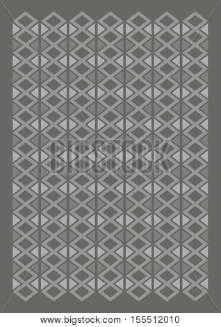 Abstract background template with striped line pattern