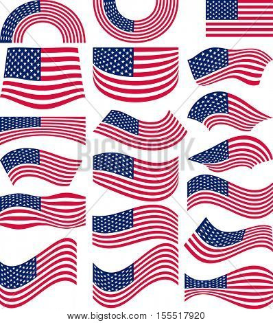 4Th Of July Background Design Vector Illustration