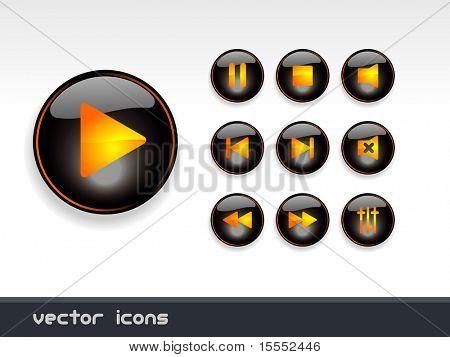 Vectors icons